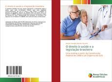Capa do livro de O direito à saúde e a legislação brasileira