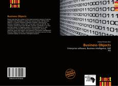 Couverture de Business Objects