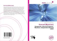 Konrad (Musician) kitap kapağı