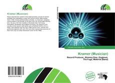 Portada del libro de Kramer (Musician)