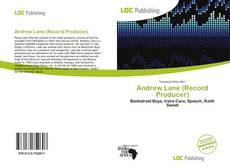 Borítókép a  Andrew Lane (Record Producer) - hoz