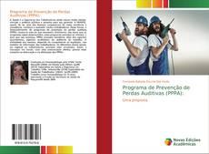 Programa de Prevenção de Perdas Auditivas (PPPA): kitap kapağı