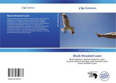 Bookcover of Black-throated Loon