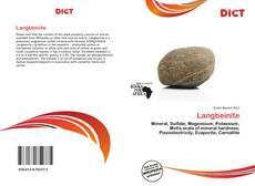 Bookcover of Langbeinite