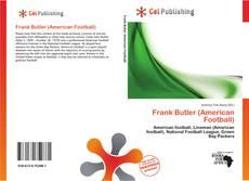 Bookcover of Frank Butler (American Football)