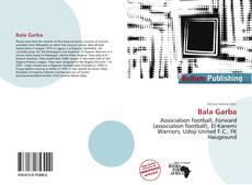 Bala Garba kitap kapağı