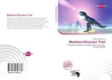 Обложка Montana Dinosaur Trail