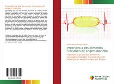Buchcover von Importancia dos alimentos funcionais de origem marinho