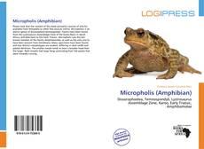 Обложка Micropholis (Amphibian)