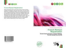 Portada del libro de French Romani Repatriation