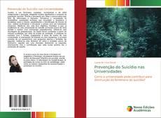 Portada del libro de Prevenção do Suicídio nas Universidades