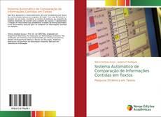 Обложка Sistema Automático de Comparação de Informações Contidas em Textos