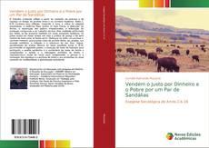 Capa do livro de Vendem o Justo por Dinheiro e o Pobre por um Par de Sandálias