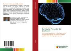 Capa do livro de Burnout e Perceção da Qualidade