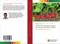 Обложка Cultivo de rabanete irrigado com água residuária tratada