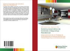 Capa do livro de Sistema Automático de Controle e Segurança Residencial