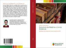 Portada del libro de Estrutura da Matéria e Livros Didáticos