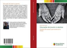 Capa do livro de Educação de jovens e adultos