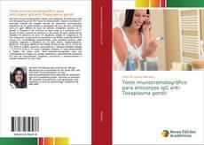 Обложка Teste imunocromatográfico para anticorpos IgG anti-Toxoplasma gondii