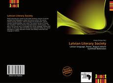 Couverture de Latvian Literary Society