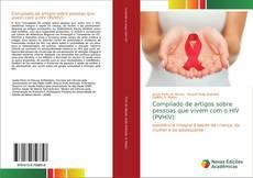 Capa do livro de Compilado de artigos sobre pessoas que vivem com o HIV (PVHIV):