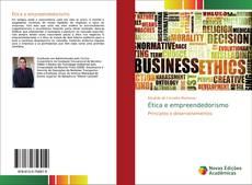 Capa do livro de Ética e empreendedorismo