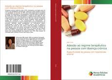 Capa do livro de Adesão ao regime terapêutico na pessoa com doença crónica