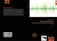 Malay (Producer) kitap kapağı