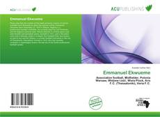 Bookcover of Emmanuel Ekwueme