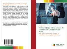 Couverture de Transferência Internacional de Tecnologia: Um Estudo de Caso