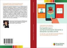 Portada del libro de Competências e Comprometimento Docente e Discente na EAD online