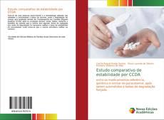 Bookcover of Estudo comparativo de estabilidade por CCDA