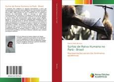 Capa do livro de Surtos de Raiva Humana no Pará - Brasil