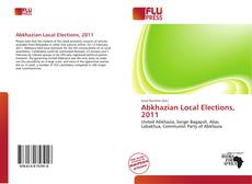 Bookcover of Abkhazian Local Elections, 2011