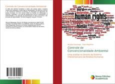 Buchcover von Controle de Convencionalidade Ambiental