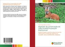 Bookcover of Aspectos da conservação do Lobo Guará(Chrysocyon brachyurus)