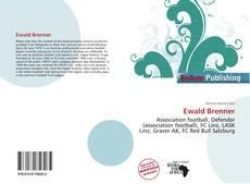 Portada del libro de Ewald Brenner