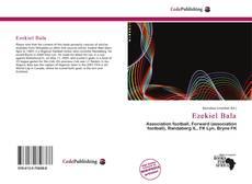 Ezekiel Bala kitap kapağı