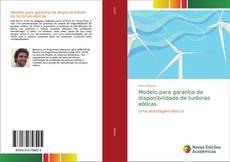 Capa do livro de Modelo para garantia da disponibilidade de turbinas eólicas