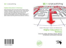 Bookcover of Higher Education in Norway