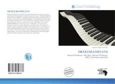 Capa do livro de IMAKEMADBEATS