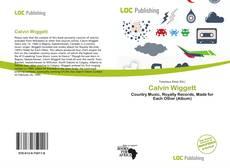 Calvin Wiggett kitap kapağı