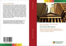 Capa do livro de Economia Monetária