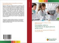Bookcover of Conceções sobre a Importância da água para os seres vivos