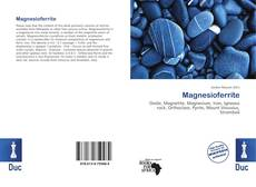 Bookcover of Magnesioferrite