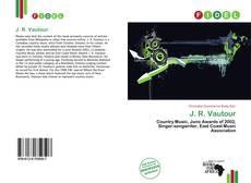 Capa do livro de J. R. Vautour