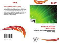 Bookcover of Brazilian Medical Association