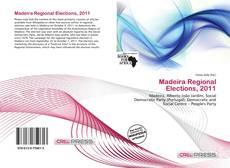Madeira Regional Elections, 2011 kitap kapağı