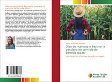 Óleo de mamona e Beauveria bassiana no controle de Bemisia tabaci的封面
