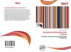 Couverture de Academia Brasileira de Letras